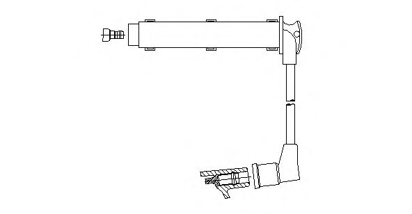 861/60 Exhaust System Pipe Connector, exhaust system