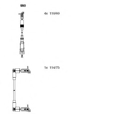 990 Engine Timing Control Inlet Valve