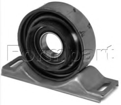 12415002/S Mounting, propshaft