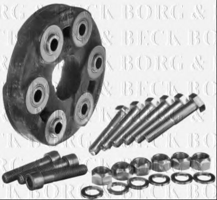 BDC119 Joint, propshaft