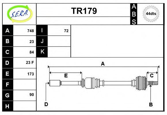 TR179 Mounting Kit, charger