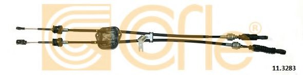 11.3283 Cable, manual transmission