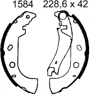 6521 Clutch Cable