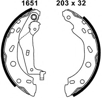 7398 Clutch Cable