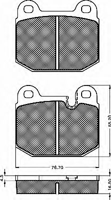 10521 Ignition Coil