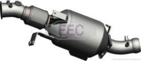 DPF028 Soot/Particulate Filter, exhaust system