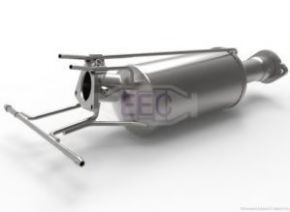 DPF062 Soot/Particulate Filter, exhaust system