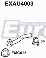 EXAU4003 Exhaust Pipe