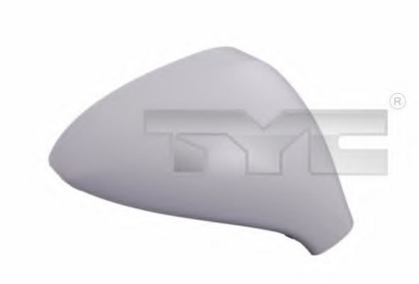 326-0086-2 Cover, outside mirror