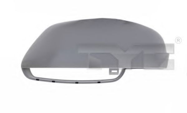 332-0020-2 Cover, outside mirror