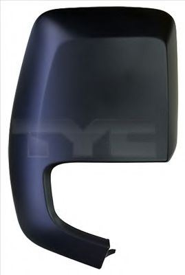 310-0200-2 Cover, outside mirror
