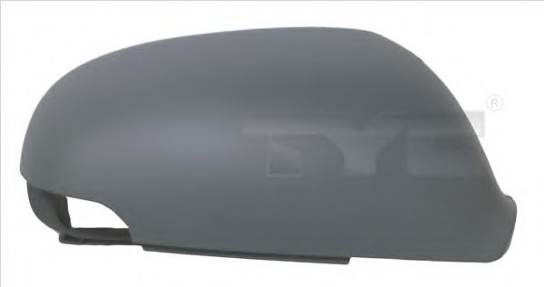337-0166-2 Cover, outside mirror