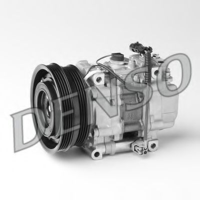 DCP09010 Compressor, air conditioning