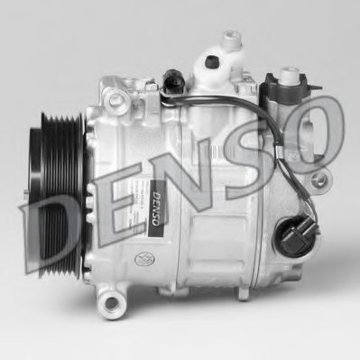 DCP17133 Compressor, air conditioning