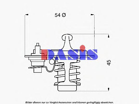 751848N Thermostat, coolant
