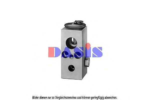 840020N Expansion Valve, air conditioning