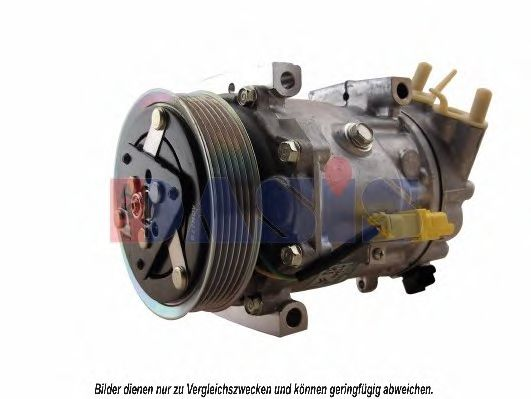 850254N Compressor, air conditioning