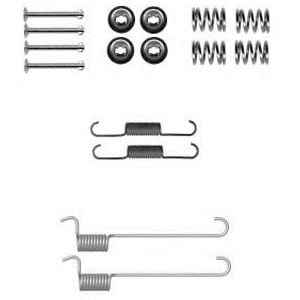 LY1379 Accessory Kit, parking brake shoes