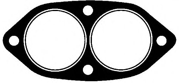 71-25596-00 Gasket, exhaust pipe