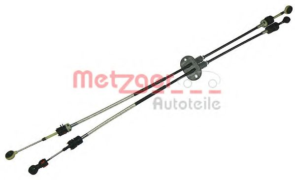 3150027 Cable, manual transmission