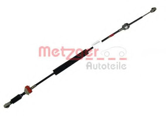 3150013 Cable, manual transmission