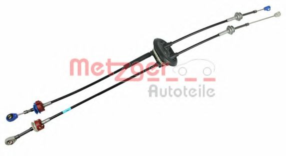 3150063 Cable, manual transmission