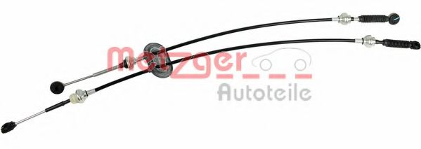 3150050 Cable, manual transmission